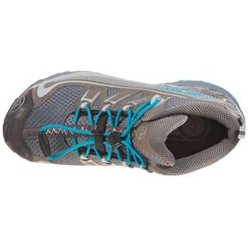 La Sportiva Falkon GTX Chaussures Enfant, carbon/tropic blue
